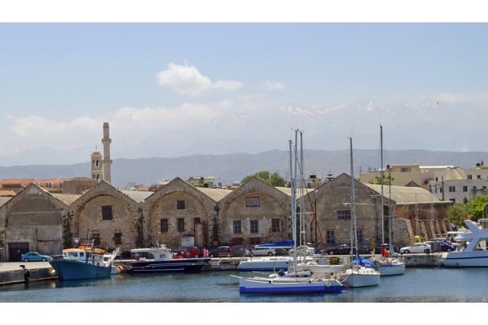 villa chania old harbour